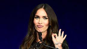 Promi-News des Tages: Megan Fox ist von einem bislang Unbekannten schwanger