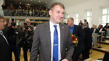 Abstimmungskrimi in Sachsen-Anhalt: Die AfD hat keine Blumen mitgebracht