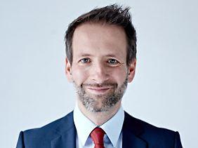 """Karsten Gulden ist Fachanwalt für Urheber- und Medienrecht in der Kanzlei """"Gulden Röttger""""."""