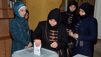 """Parlamentswahl im Bürgerkrieg: """"Kein Kandidat tut etwas für Syrien"""""""