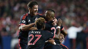 2:2 in Lissabon: FC Bayern steht im Champions-League-Halbfinale