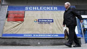 Vorwurf: 20 Mio Euro beseitegeschafft: Schlecker-Familie wegen vorsätzlichen Bankrotts angeklagt