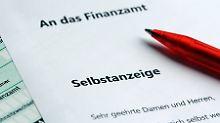 Steuerdaten von 27 Staaten: NRW schwärzt europaweit Steuersünder an