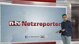 n-tv Netzreporter: Bäume twittern über ihren Durst