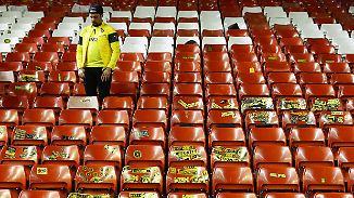 Fans leiden mit dem BVB: Liverpool schockt Dortmund mit unglaublichem Comeback