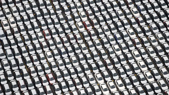 Im Handelsstreit mit den USA drohen Strafzölle für die deutschen Autobauer.