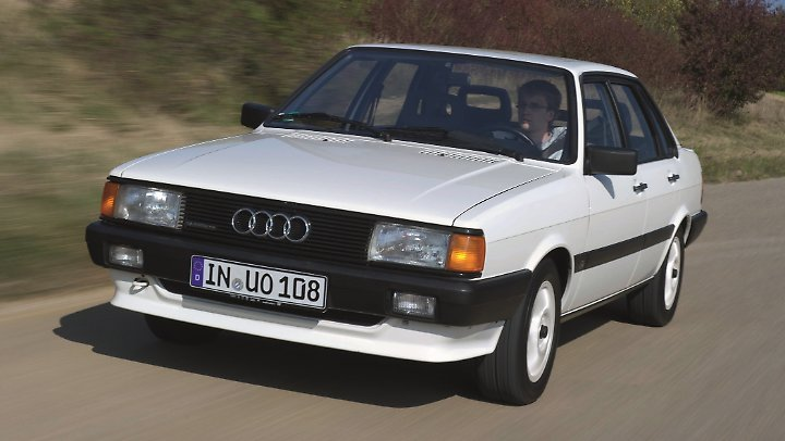 Dass der von 1978 bis 1986 produzierte Audi 80 B2 mal Kult wird, hätte kaum jemand gedacht.