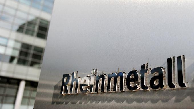 Die Rheinmetall AG hält 51 Prozent am Joint Venture Rheinmetall Denel Munition.
