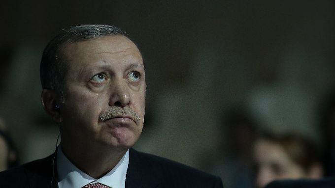 So oft wie Erdogan hat in der Türkei noch nie ein Präsident wegen Beleidigung geklagt.