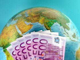 Der MSCI World-Index enthält mehr als 1600 Einzeltitel aus 23 Ländern.