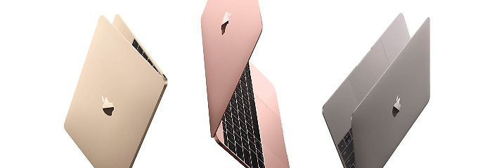 Scharf, modern, günstig: Das neue MacBook Air kündigt sich an