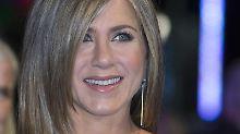 «Sehr, sehr geschmeichelt»: Jennifer Aniston. Foto: Andrew Cowie