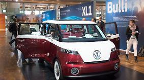 Milliardenschwere Investitionen: Volkswagen plant Elektro-Offensive