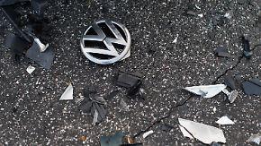 Nach VW-Einigung mit den USA: Deutsche fühlen sich wie Kunden zweiter Klasse