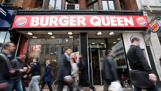 Promi-News des Tages: Burger King nennt Filiale in London für die Queen um