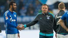 Schalkes Albtraum in sechs Minuten: Breitenreiters Schicksal scheint besiegelt