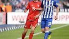 """""""Es ist nicht leicht, sich alle drei, vier Tage zu Höchstleistungen zu pushen. Vor allem, wenn jeder einen Sieg erwartet."""" Bayerns Thomas Müller zu den Mühen der Ebene."""