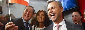 """""""Schock""""-Wahl in Österreich: Haiders Erben greifen nach der Macht"""