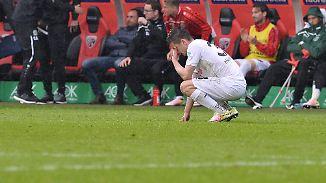 Frankfurt besiegelt Abstieg: Hannover spielt in der kommenden Saison zweitklassig