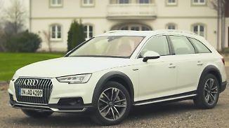 Urbaner Offroader: Audi A4 allroad quattro kommt mit Teilzeit-Allrad