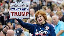 Ein verzweifeltes Bündnis: So soll Trump gestoppt werden