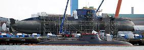 Großauftrag für ThyssenKrupp: Norwegen bestellt deutsche U-Boote