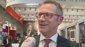"""Rolf Najork zur Industrie 4.0: """"Klassische Produktionsprozesse werden schlanker"""""""