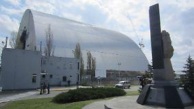 Größtes mobiles Bauwerk der Welt: Tschernobyl bekommt einen neuen Sarg
