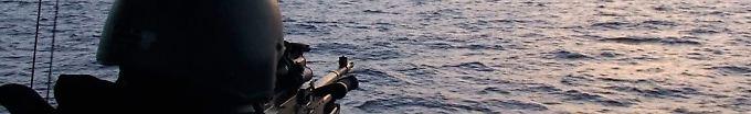 Der Tag: 14:09 Piratenüberfälle vor Westafrika nehmen zu