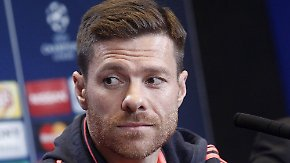 """FC Bayern gegen den Barca-Bezwinger: Xabi Alonso: """"Das Ziel ist klar"""""""