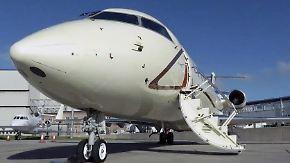 Nicht ganz billig, aber extravagant: Stratajet bietet Preisvergleichsportal für Flüge im Privatjet