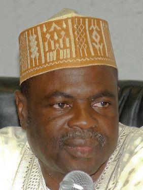 Korrupt: Amos Adamu, suspendiertes Fifa-Exekutivmitglied.