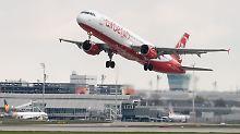 Air Berlin fliegt finanziell seit Jahren in Bodennähe.