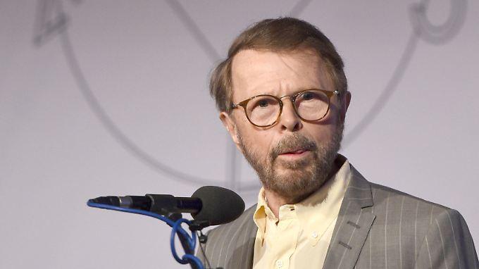 Musiklegende Björn Ulvaeus.