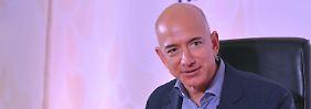 Reichster Mensch der Welt: Jeff Bezos überholt Bill Gates - kurzzeitig