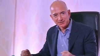 Profitabelstes Quartal der Geschichte: Cloud-Geschäft beschert Amazon klingelnde Kassen