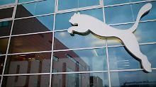 Am Hauptsitz des Unternehmens in Herzogenaurach.