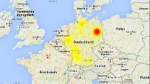 Störung behoben, Neustart hilft: Vodafone-Kunden zeitweise ohne Empfang