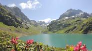 Abenteuer Outdoor: Wandern und Klettern rund um den Arlberg