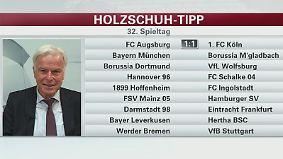 """Holzschuh tippt den Spieltag: """"VfB Stuttgart ist momentan relativ aus der Spur"""""""