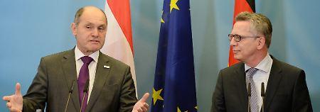 Wie auf dem Balkan so am Brenner: Deutschland ist jetzt auf Österreich-Kurs