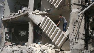 250 Tote in Syrien trotz Waffenruhe: Aus Deutschland kommt deutliche Kritik am Assad-Regime