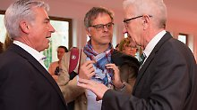 Parteitage müssen noch zustimmen: Grün-Schwarz einigt sich in Stuttgart