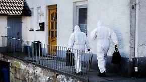 Paar gesteht zweiten Mord: Ermittler suchen nach weiteren Opfern in Höxter