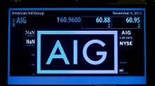 Rückenwind für Icahn: AIG rutscht in die roten Zahlen