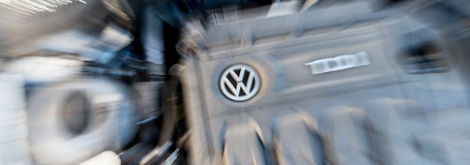 """Drei-Liter-Motoren """"illegal"""": VW braucht schnelle Lösung für große Diesel"""