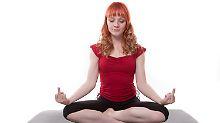 Zen mit Stinkefinger und Gebrüll: Beim Wut-Yoga darf man aus der Haut fahren