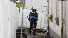 """Pressekonferenz zu Morden in Höxter: Zweites Opfer wurde """"tiefgefroren und verbrannt"""""""