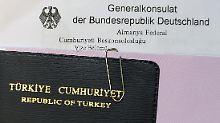 Brüssel hilft Ankara bei Visafreiheit: EU plant Strafe für Aufnahme-Verweigerer