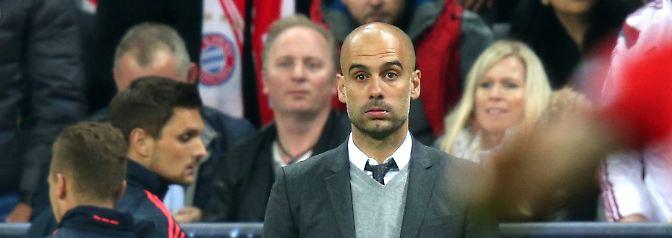 Kurz zuvor hatte der Traum von einer perfekten Saison in einem an Dramatik kaum zu überbietenden Spiel gegen Atlético Madrid ein jähes Ende gefunden.